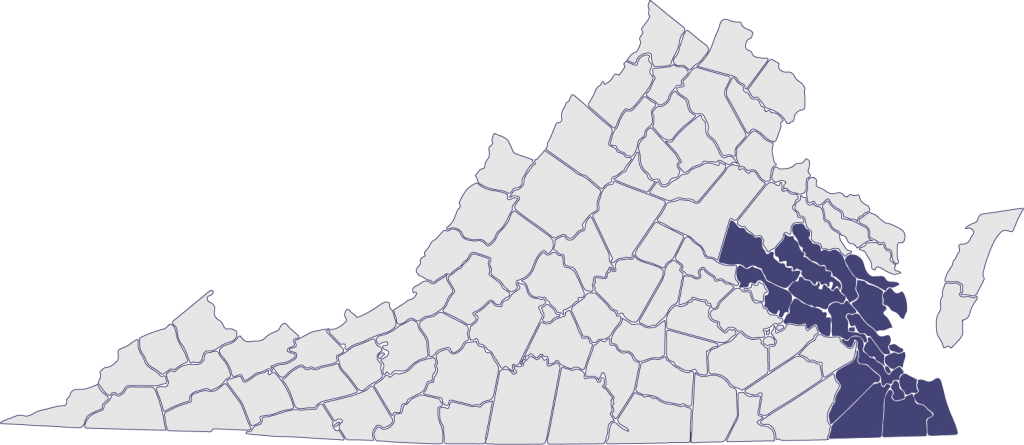 Hayes Virginia Map.Movers In Hayes Va The Other Moving Company