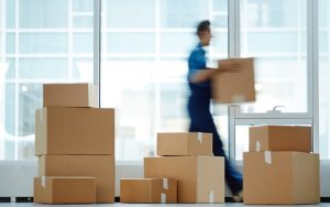 Commercial Moving Company in Richmond, VA